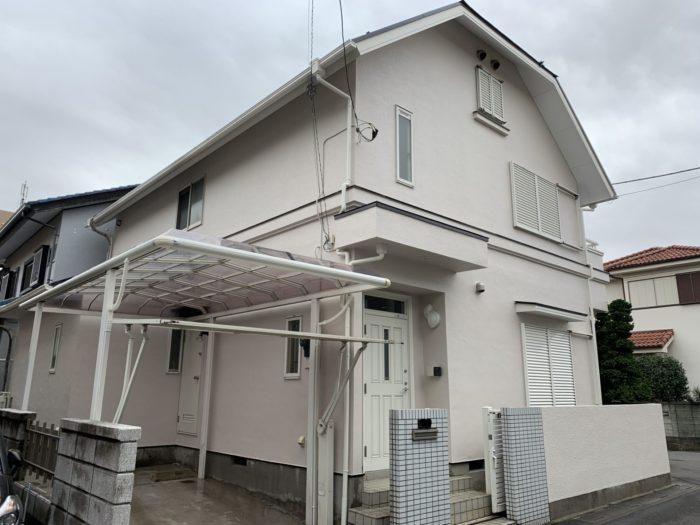 越谷市 屋根外壁塗装 さいたま市 サイワ塗装工業