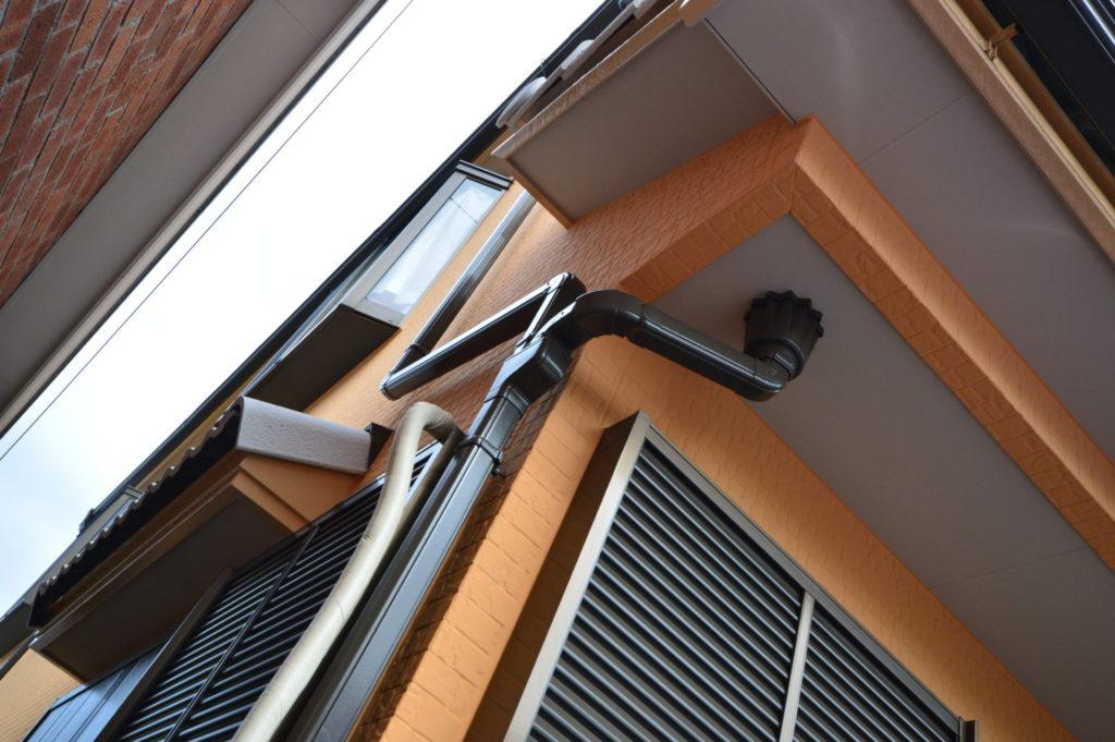雨樋塗装 サイワ塗装工業 さいたま市西区