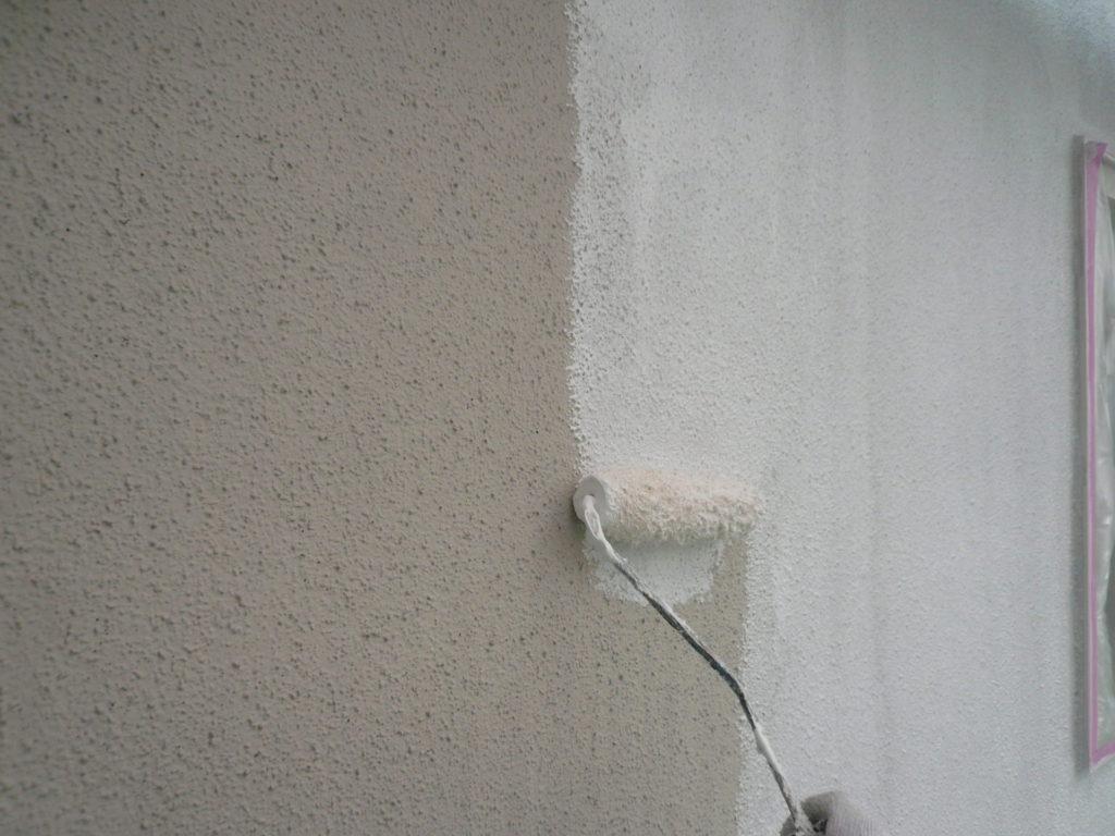 外壁塗装 パーフェクトフィラー 日本ペイント サイワ塗装工業