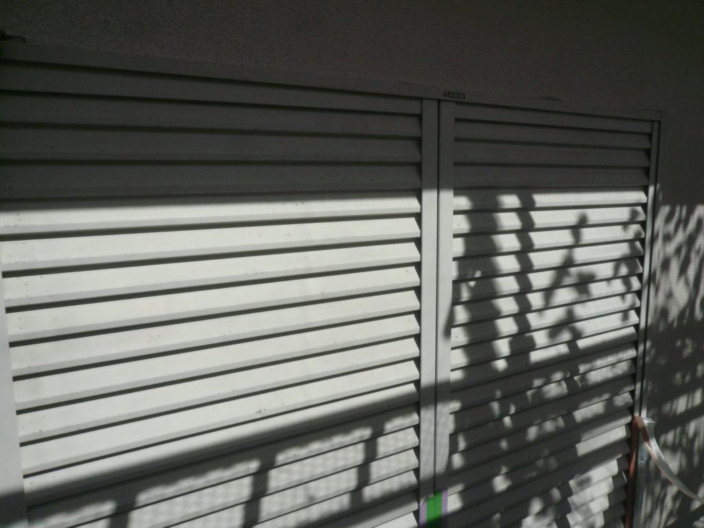 サイワ塗装工業 雨戸塗装 さいたま市西区