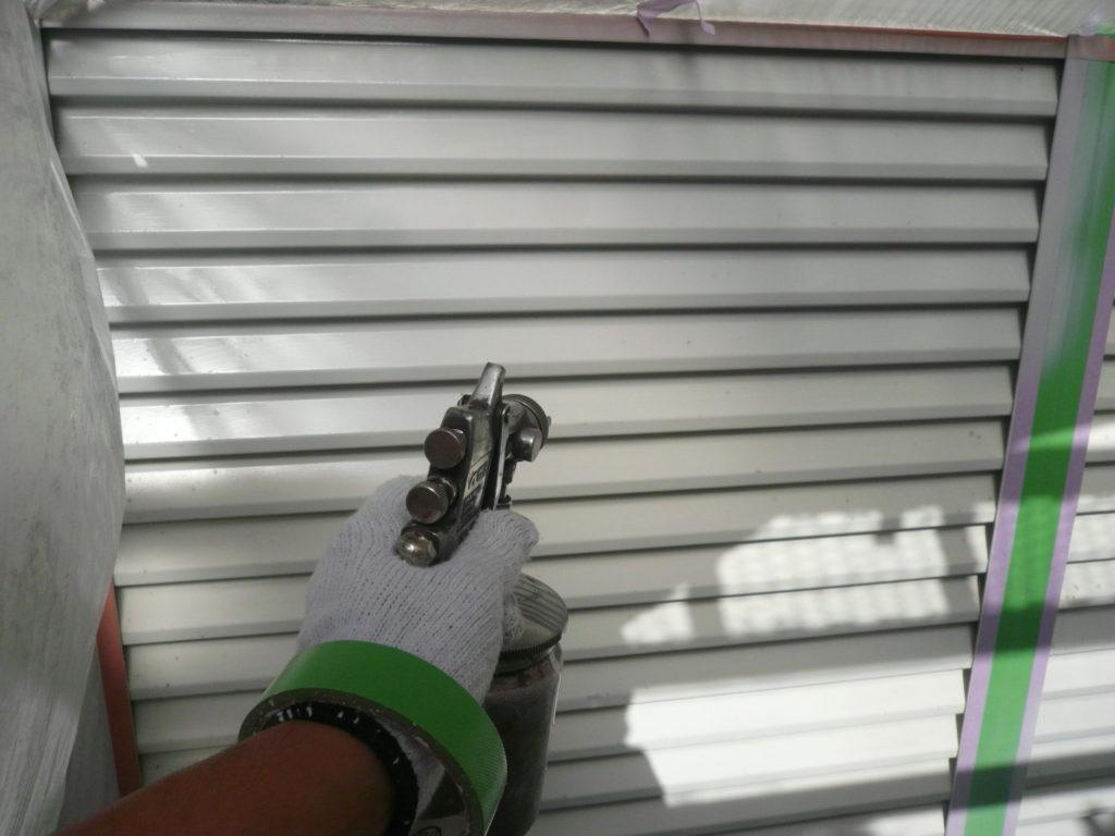 サイワ塗装工業 雨戸塗装 さいたま市