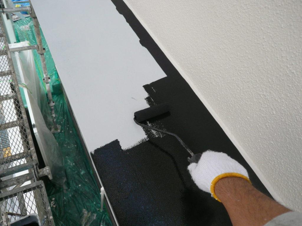 さいたま市 サイワ塗装 付帯部塗装 鉄部塗装