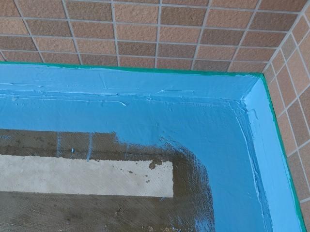 ウレタン防水 マンション修繕 サイワ塗装