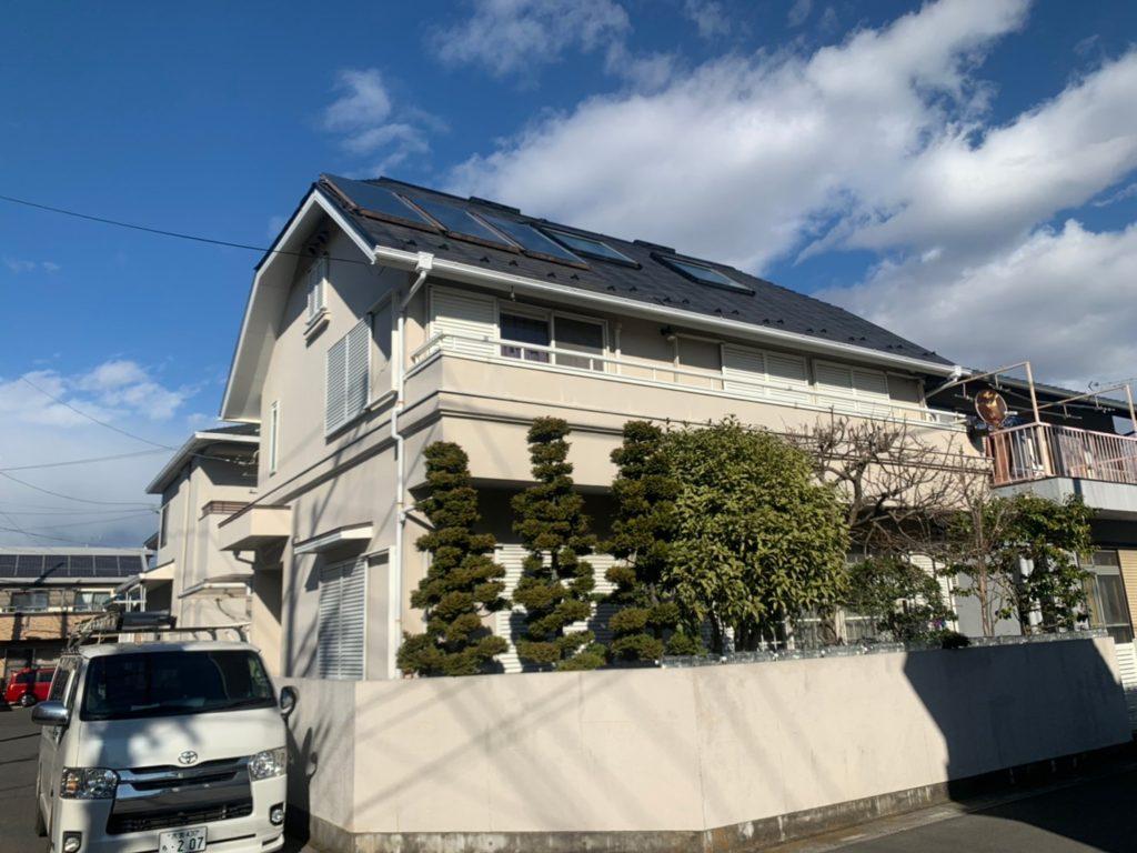 さいたま市西区 サイワ塗装工業 外壁屋根塗装