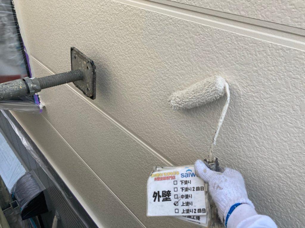 サイワ塗装工業 さいたま市北区 外壁塗装