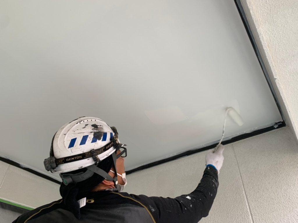 住宅塗装 天井 塗り替え