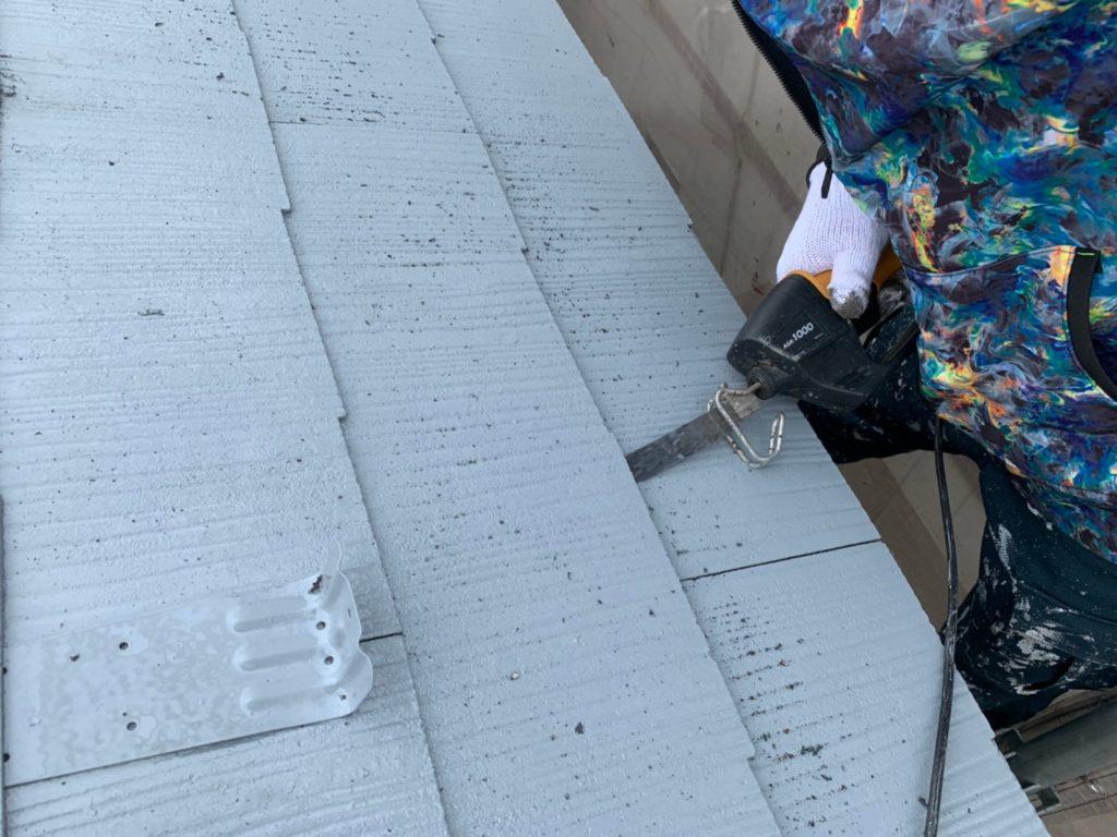 屋根塗装 縁切り 雨水の侵入