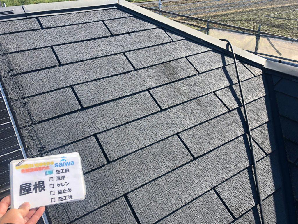 屋根塗装 GAINA サイワ塗装工業