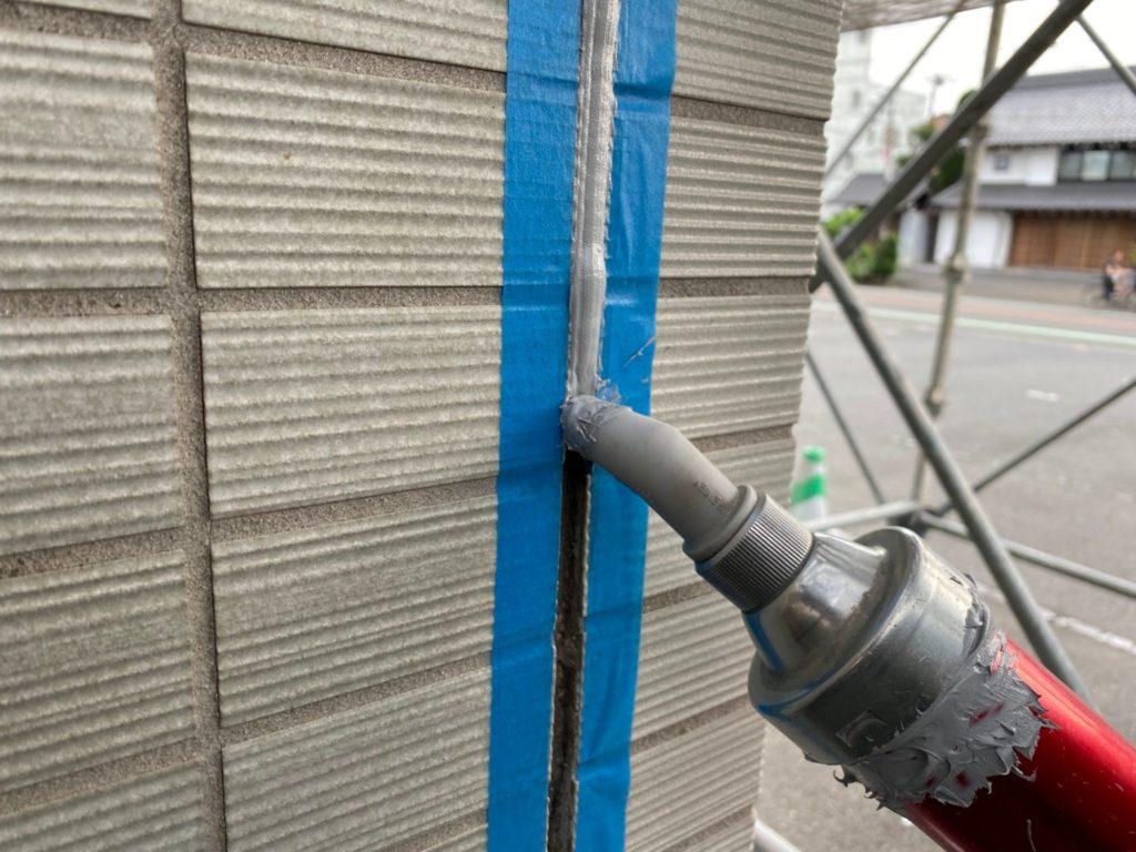 さいたま市 シーリング 外壁塗装 サイワ塗装工業