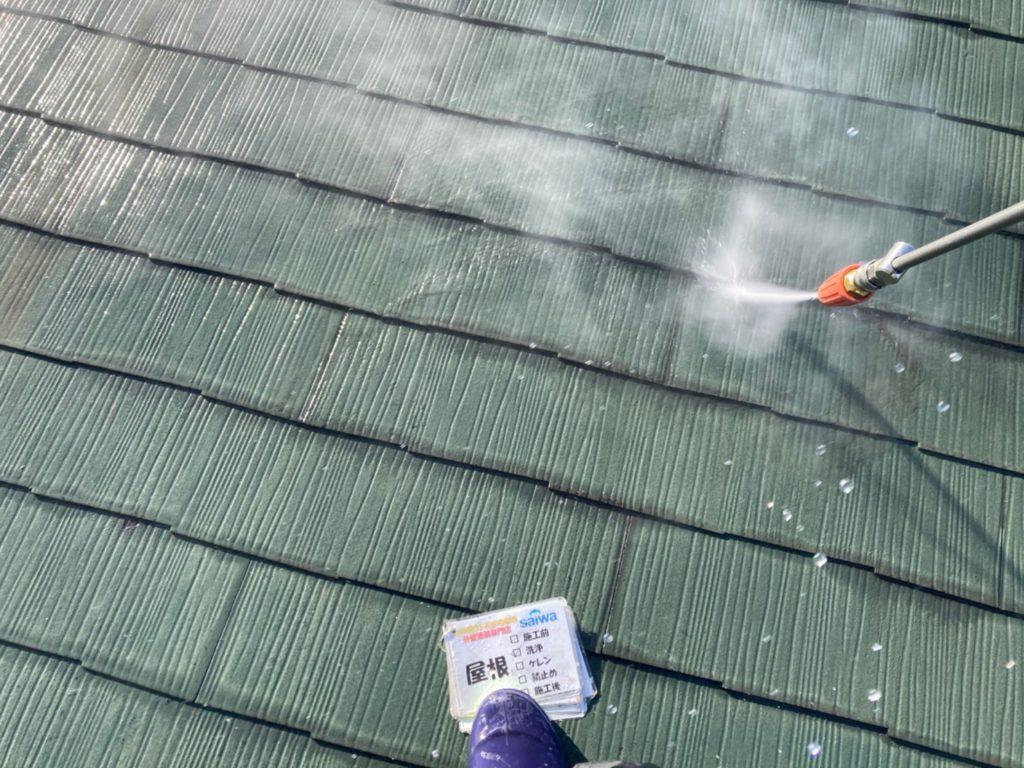 サイワ塗装工業 屋根洗浄 さいたま市北区