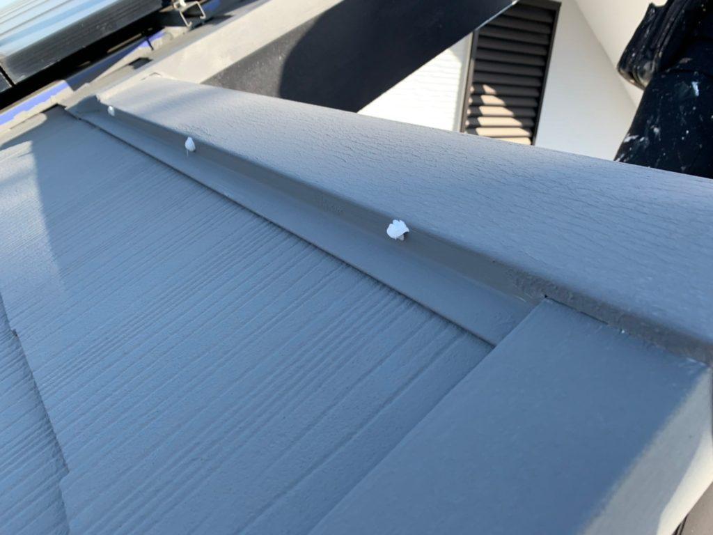 屋根シーリング処理 屋根塗装