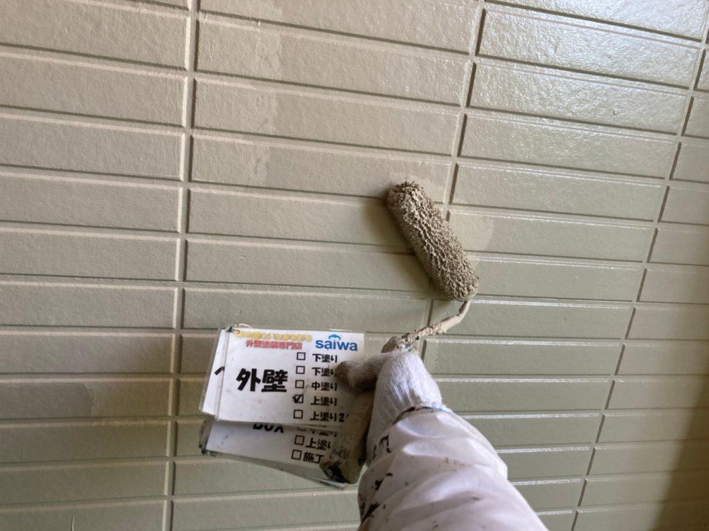 さいたま市北区 外壁塗装 パーフェクトトップ サイワ塗装工業