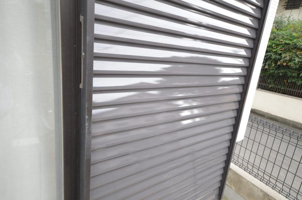 水切り 付帯部の塗装 外装リフォーム サイワ塗装工業
