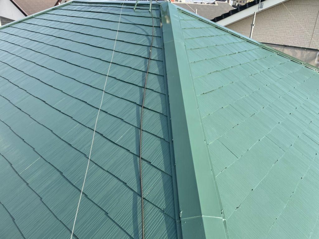 さいたま市北区 サイワ塗装工業 屋根塗装 地域密着 評判
