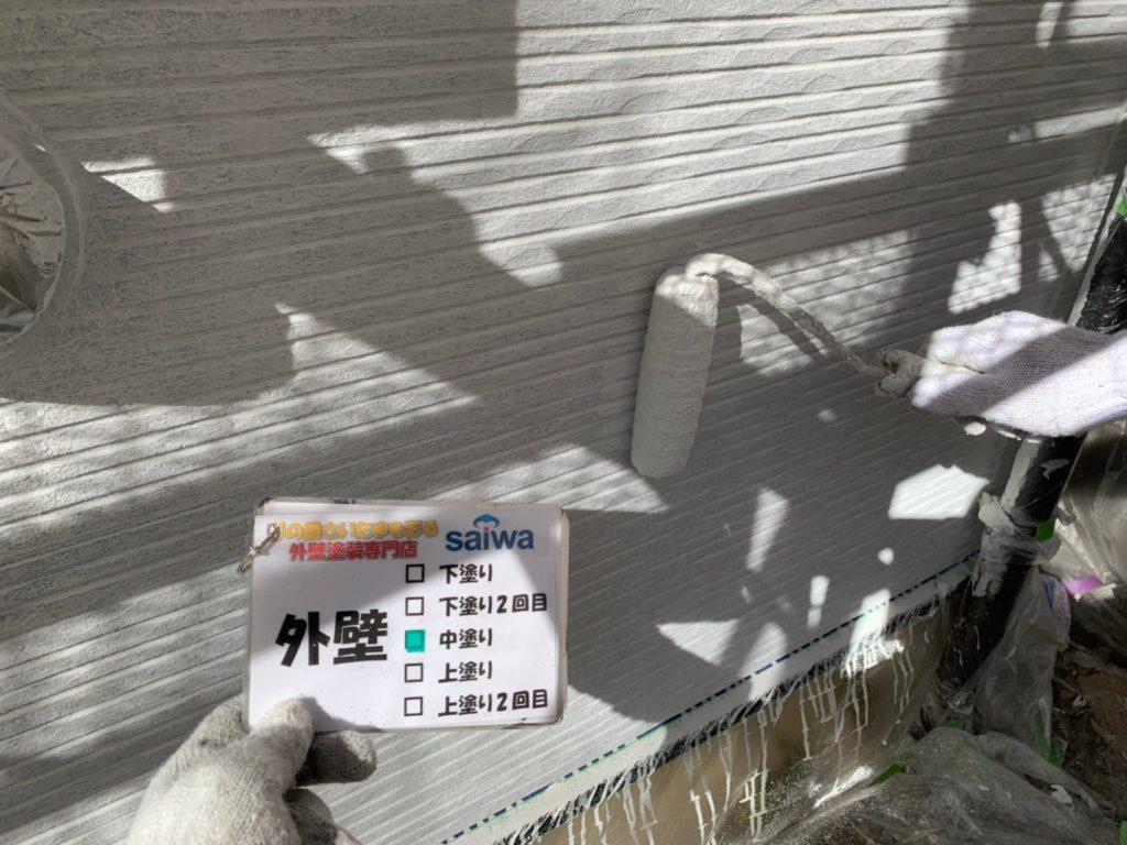 外壁塗装 ガイナ塗装 シック色合い