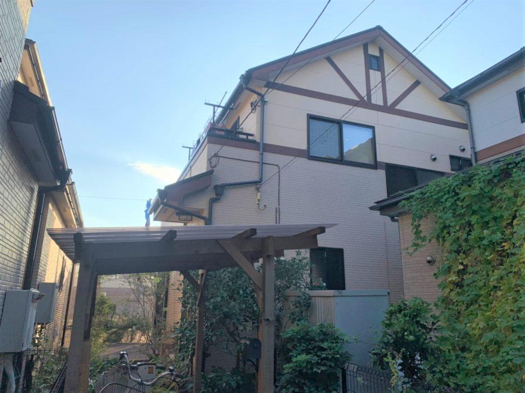 外壁リフォーム 戸田市塗装