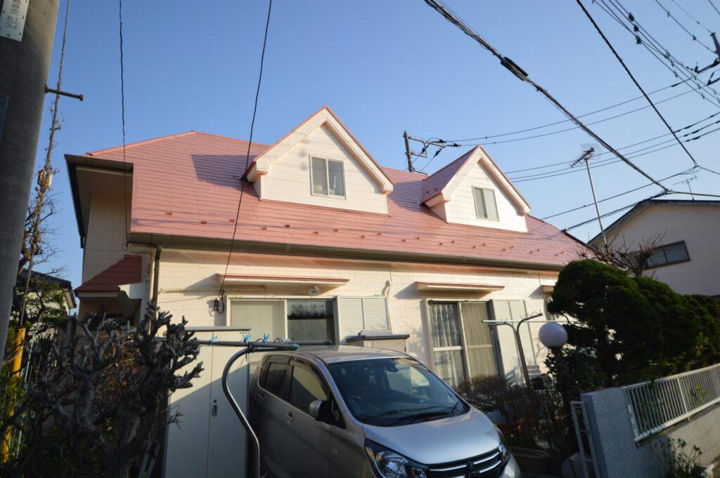さいたま市西区 外壁塗装 屋根塗装
