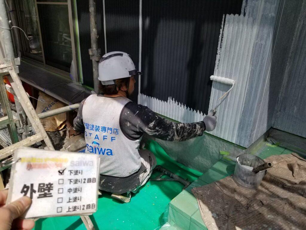 外壁下塗り プライマー 日本塗装名人社