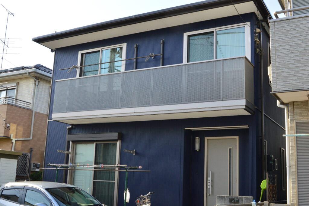 屋根外壁塗装工事 さいたま市 塗装店