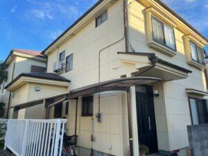 さいたま市住宅塗装 日本ペイント 外壁塗装
