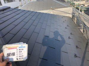 屋根の塗装 遮熱塗装