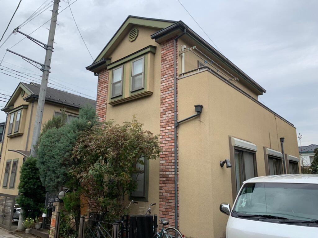 さいたま市 屋根塗装工事 外壁塗装工事