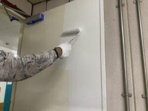 皮脂軟化 塗装 下塗り 扉 ドア