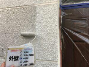 外壁中塗り 外壁塗装 さいたま