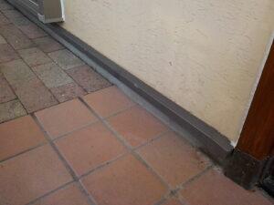 水切り 施行前状況 塗り替え 塗装 さいたま市西区