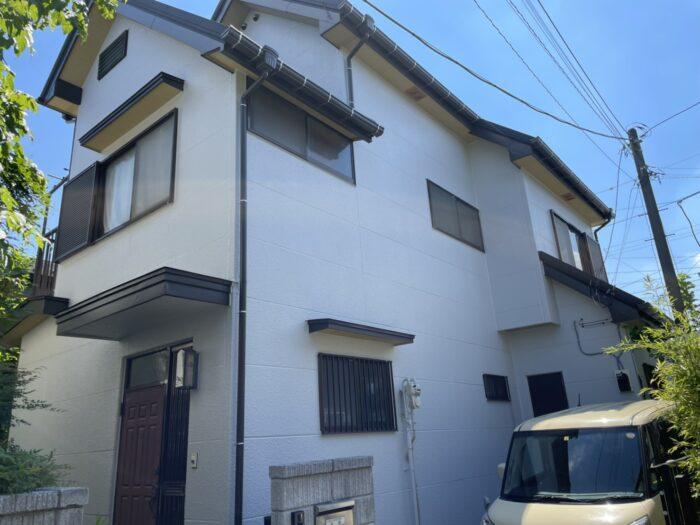 住宅塗装 日本ペインt パーフェクトトップ