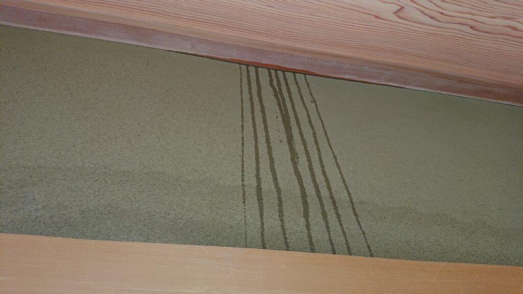 漏水状況 雨漏り 住宅雨漏り 雨漏り修理 雨漏り119
