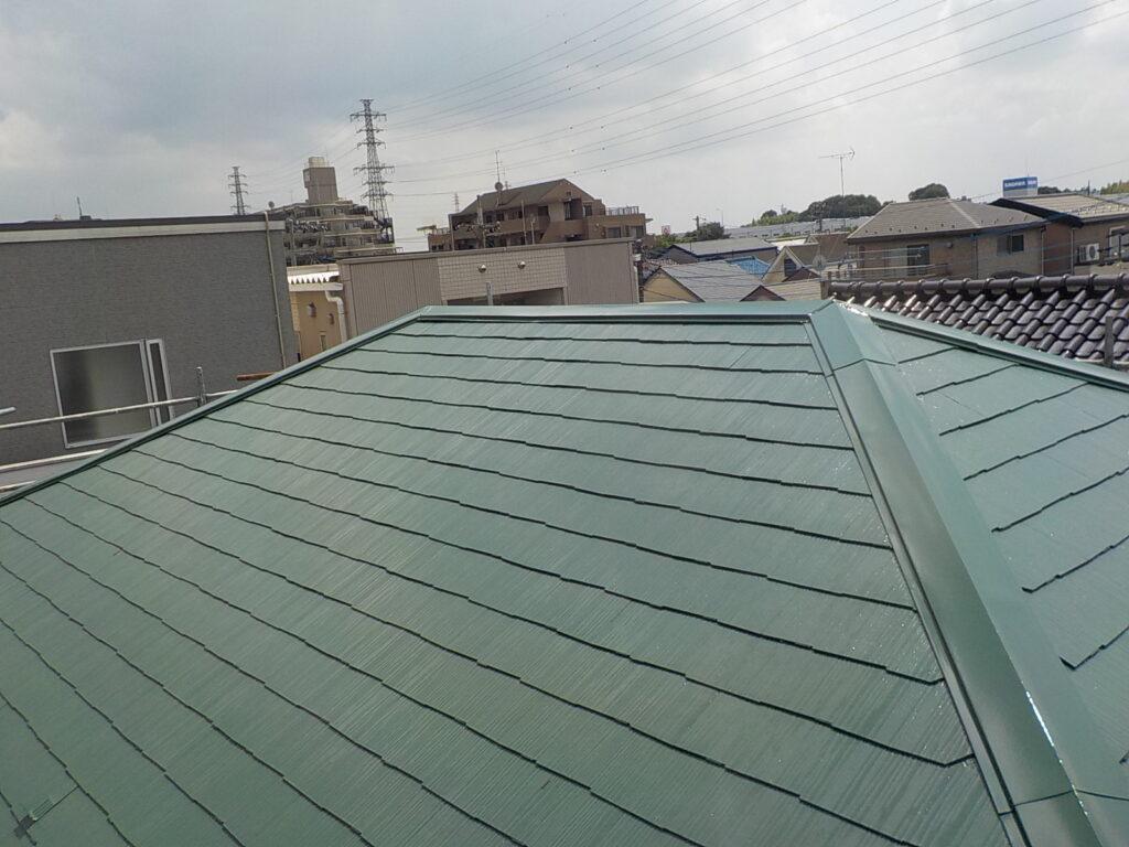 日本ペイント サーモアイSi 遮熱塗装 効果 温度変化