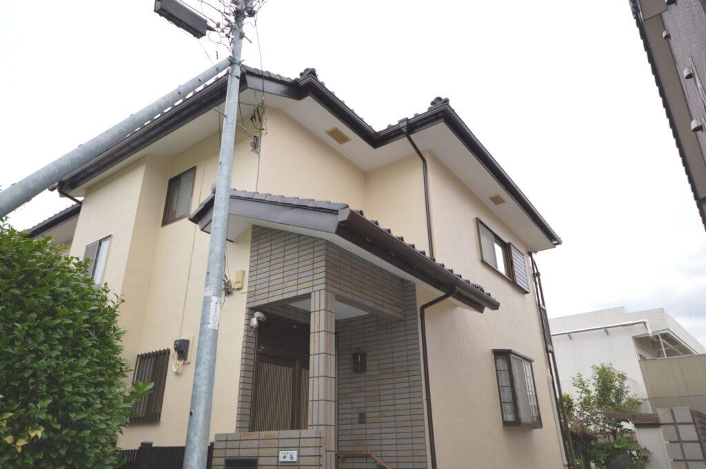 さいたま市西区 外壁塗装 日本ペイント 外装リフォーム