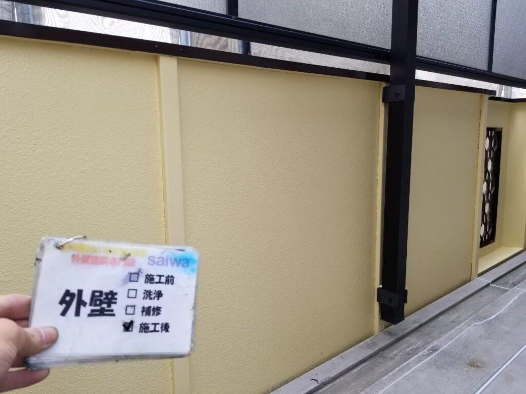 外壁塗装 さいたま市西区 ガイナ
