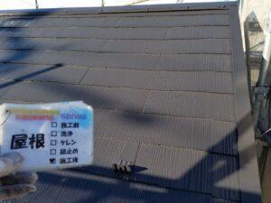 屋根 塗装後 日本ペイント サーモアイSi さいたま市 住宅塗装