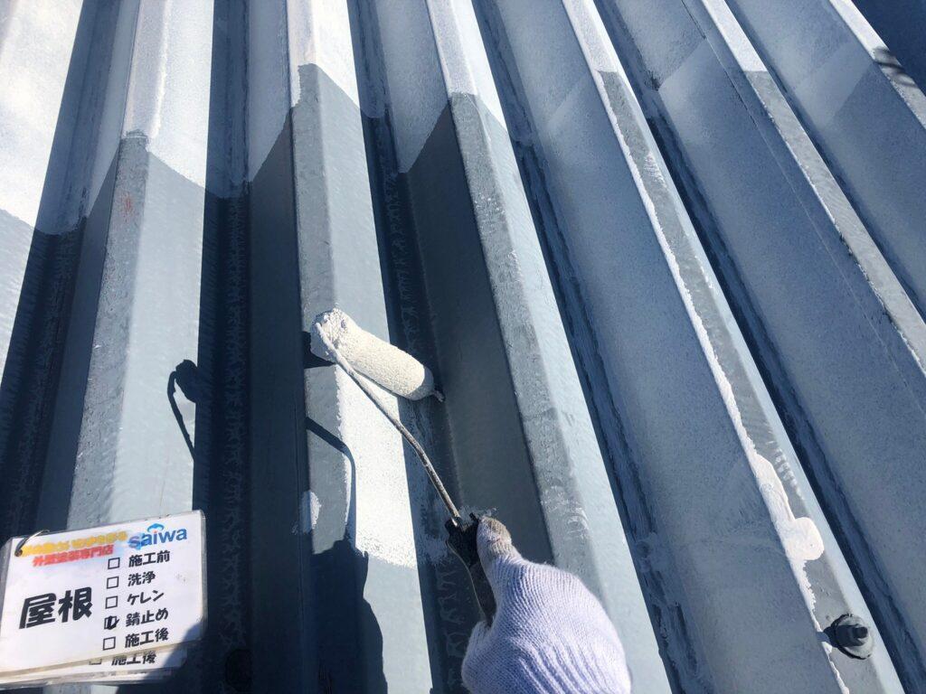 屋根 錆止め さいたま市 屋根塗装 外壁塗装
