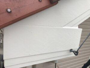 破風の施工後 破風の塗装 住宅リフォーム