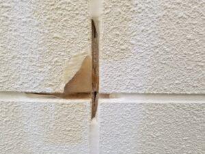 外壁の割れ ひび割れ