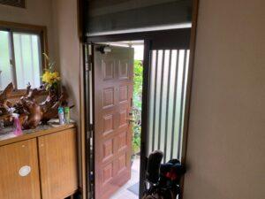 原案ドアの交換工事 さいたま市玄関ドア ドア交換