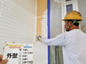 外壁塗装 外装リフォーム 塗装工事 さいたま市外壁塗装