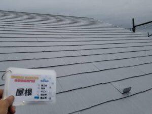屋根塗装 サーモアイ クールシルバーアッシュ