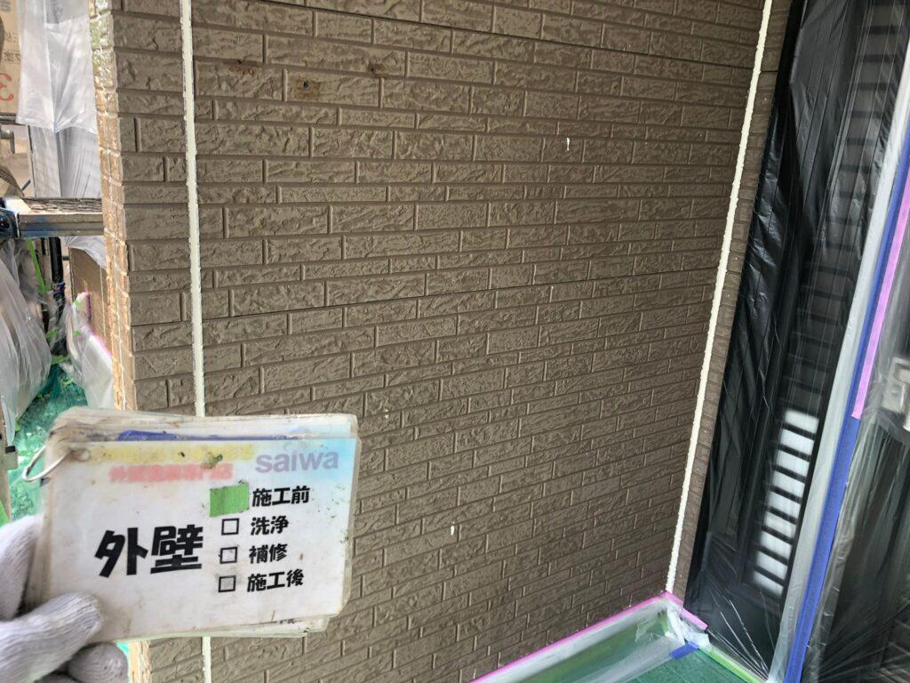 外装リフォームさいたま市 サイディング 塗装