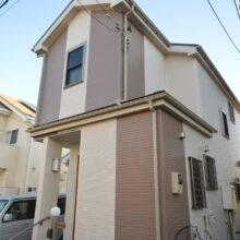 外壁塗装 施工後 さいたま市 屋根塗装