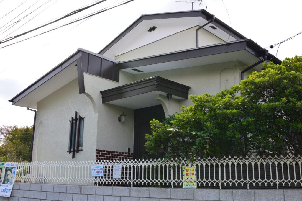施工後 さいたま市 屋根塗装 外壁塗装