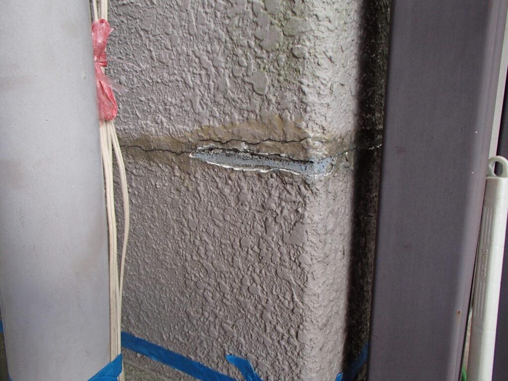 外壁の割れ ひび割れ 直す ひび割れ修理