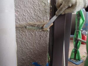 外壁塗装 ひび割れ 補修