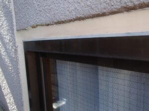 外壁塗装 窓清掃 細かなところまで施工 洗浄
