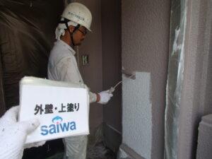 防水塗膜 JIS さいたま市 外壁塗装 資格保有者 うまい 住宅塗装