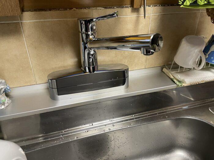 水栓工事 キッチン水栓 台所