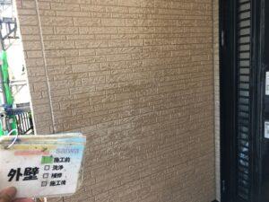 外壁塗装 さいたま市西区 サイワ塗装工業 サイディング色褪せ